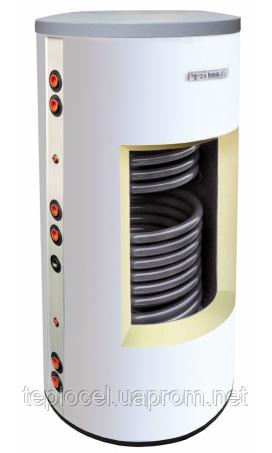 Бивалентный водонагреватель косвенного нагрева  GALMET серии SGW(S)B SolPartner (300л) - «Теплоцель» Инженерно-монтажный центр и салон-магазин систем отопления в Львове