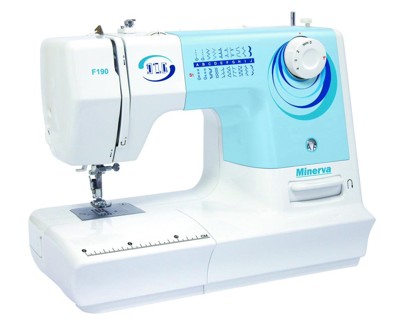 Бытовая швейная машина MINERVA F190
