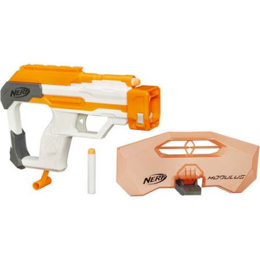 Nerf Набор Нападение и защита Modulus Strike and Defend Upgrade Kit B1536