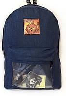 Стильный городской рюкзак с картинками