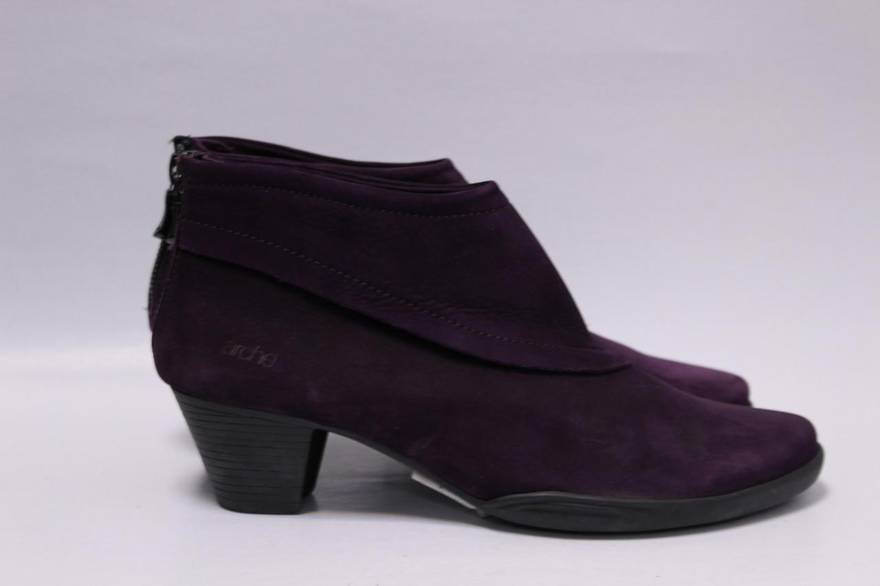 Женские кожаные ботинки Arche 38р.