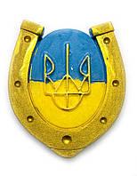 """Магнит """"Подкова """"Украина"""""""" (5,5х5,5 см)"""