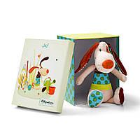 Lilliputiens - Мягкая игрушка собачка Джеф