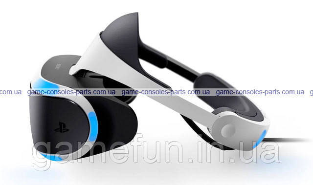 PlayStation VR (Шлем виртуальной реальности)
