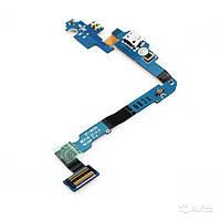 Шлейф для Samsung i9250 Galaxy Nexus с разъемом зарядки, микрофоном, компонентами