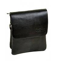 Мужская сумка-планшет Dr.Bond. Кожаная мужская сумка. Мужская сумка. Сумка через плечо. Молодёжные сумки.