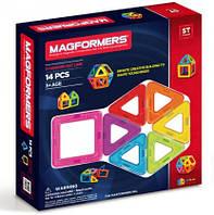 Магнитный конструктор ТМ Magformers Базовый набор 14 элементов
