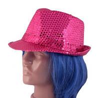 _Шляпа Диско светящаяся