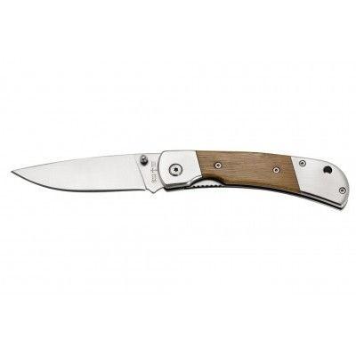 Нож складной ,замок Satin Finish,сталь 440с