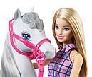 Кукла Барби и Лошадь Прогулка верхом Barbie Doll and Horse DHB68, фото 5