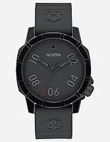 Класичний годинник NIXON Ranger Imperial Pilot Black 40 SW