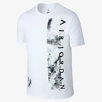 Футболка Nike JORDAN VERTICAL DREAMS TEE 801069-100