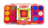 Акварельные краски (21 цвет), Melissa&Doug