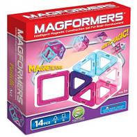 Конструктор ТМ Magformers Набор Вдохновение 14 элементов