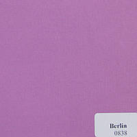 Рулонные шторы Одесса Ткань Берлин Сиреневый 0838