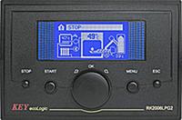 Автоматика KEY RK2006LPG2 для пеллетной горелки