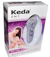 Keda kd-188 набор для эпиляции , эпилятор + бритвенная насадка, красота и здоровье