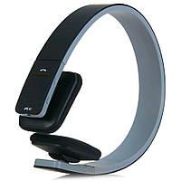 Наушники блютуз Bluetooth V4.1 + EDR AEC с поддержкой Handsfree BQ-618 черные