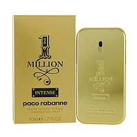 Мужская туалетная вода Paco Rabanne 1 Million Intense (Пако Рабан 1 Миллион Интенс) AAT
