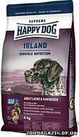Happy Dog (Хэппи Дог) Supreme Irland, 12,5 кг.,сухой корм для собак с лососем и кроликом