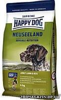 Happy Dog (Хэппи Дог) Supreme Neuseeland, 12,5 кг, сухой корм для собак с ягненком и рисом