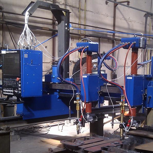 Модернизация консольной машины термической резки CORTA ARC 2000\2600