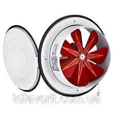 Осьовий вентилятор з кришкою Bahcivan BK 160