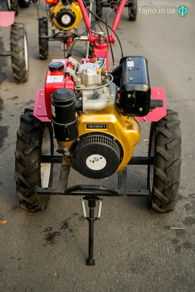 Мотоблок дизельный Победит 2012Д фото 2