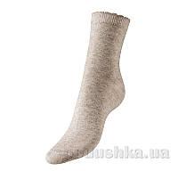 Носки для девочки Boy&Girl 413 Серо-бежевые 22-24