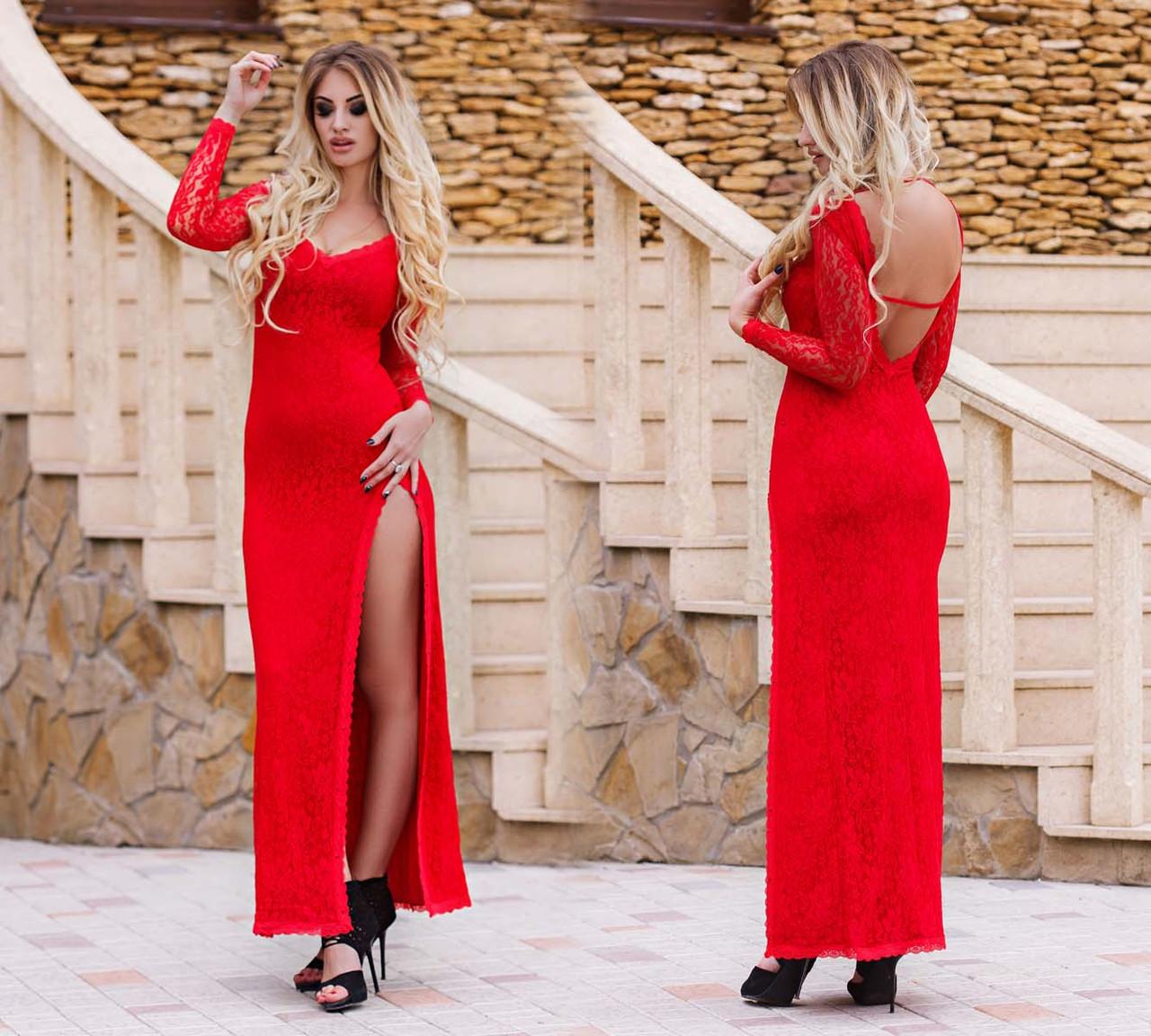 1be120609ba Элегантное вечернее длинное платье с открытой спиной