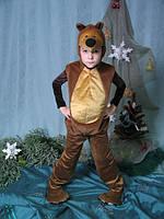 Продажа детского карнавального костюма - медведь