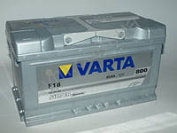 Аккумулятор автомобильный Varta SILVER dynamic 85/Ah