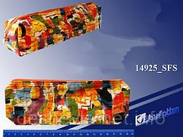Пенал сумочка Распродажа  (1 карман) МИКС Цветов