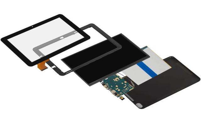 Тачскрины (сенсоры) для планшетов Nomi
