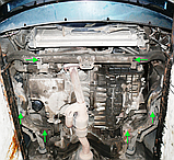 Захист картера двигуна і кпп Rover 75 1999-, фото 3