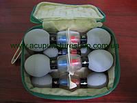Магнитно вакуумные банки Хачи (Haci), 12штук