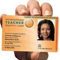 Оформить ITIC (преподавательский) в Одессе
