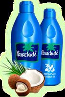 Кокосовое масло для тела, волос, загара Parachute Оригинал