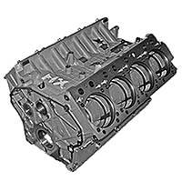 Блок цилиндров с картером сцепления в сб.130-1002022-С1