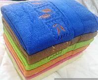 Метровые полотенца Лист в квадрате