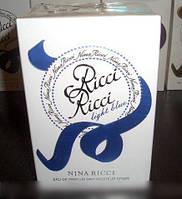 Женская парфюмированная вода Nina Ricci Ricci Ricci light blue (купить женские духи нина ричи, лучшая цена)AAT