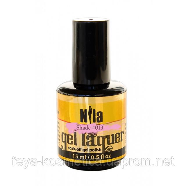 """Гель-лак Nila (Нила) 15 мл - """"Фея""""-  Косметика, всё для ногтей, ресниц, волос  в Запорожье"""