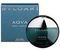 Мужская туалетная вода Bvlgari Aqua Pour Homme (духи мужские булгари аква пур хомм, парфюм от булгари)
