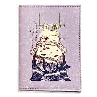 """Обложка для паспорта """"Я девочка! Поэтому делаю, что хочу!"""" + блокнотик"""