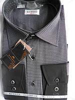 Мужская рубашка приталенная ENTONI