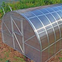 Сотовый поликарбонат для теплиц, фото 2