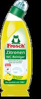 Чистящее средство для унитазов лимон Frosch Zitronen-WC-Reiniger
