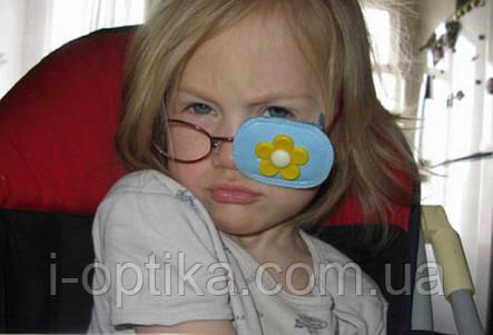 Окклюдер детский для очков, фото 2