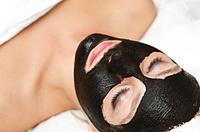 Косметическая маска-пленка от чёрных точек и прыщей