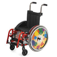 Детская складная инвалидная коляска KID2 Kury